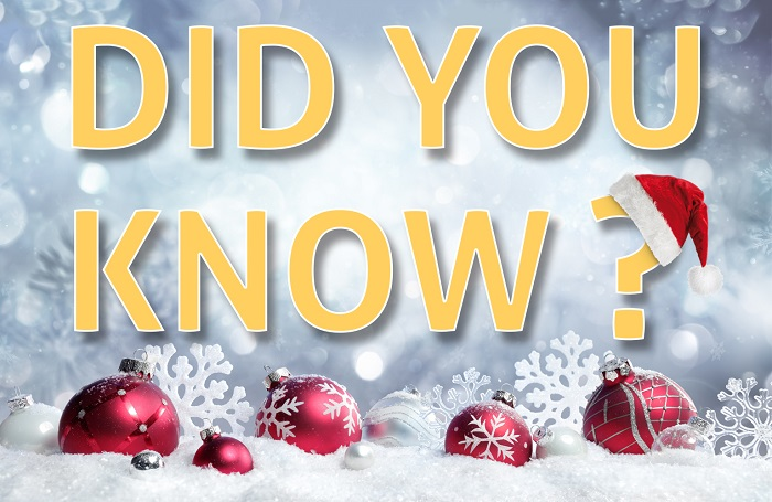 10 Christmas Facts and Traditions