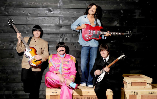 Ready, Steady, Go featuring The Upbeat Beatles
