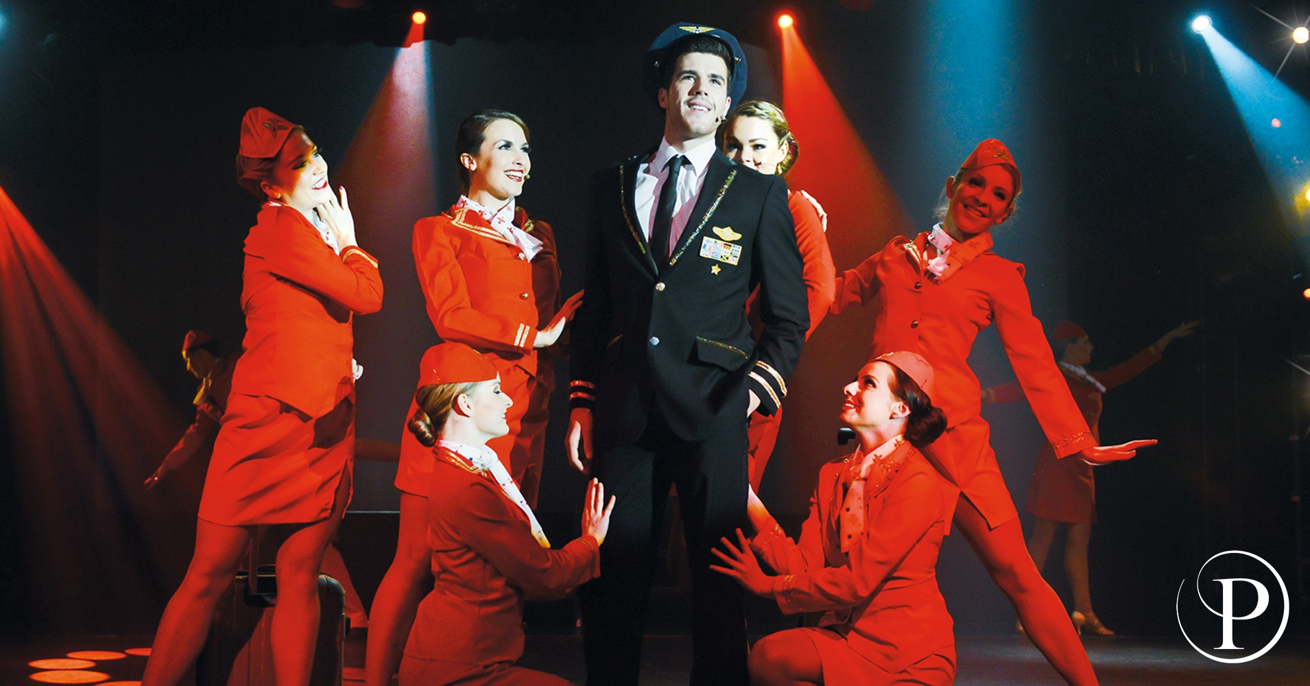 Come fly with Potters Theatre Company in Around the World in 80 Minutes
