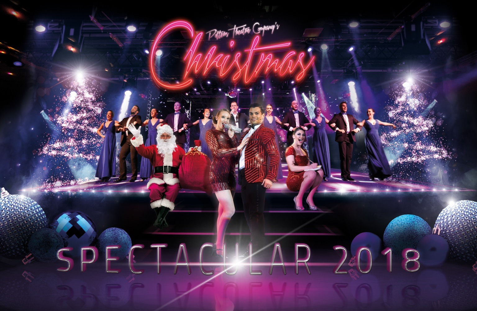 Your guide to the 2018 Christmas Spectacular