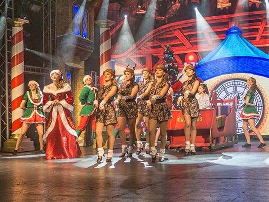 9th December | Potters Theatre Company's Christmas Spectacular