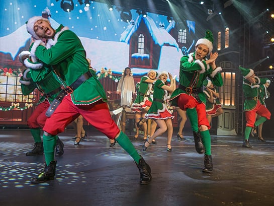 16th December | Potters Theatre Company's Christmas Spectacular
