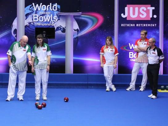 25th January | World Bowls Weekend Break