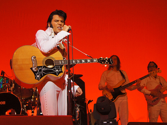 3rd March | The World Famous Elvis Show
