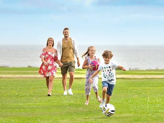 20th July | School's Out Family Value Weekend Break