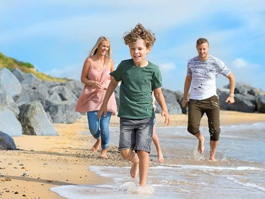 16th August | Family Weekend Break