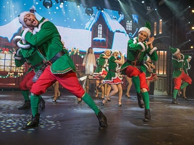 Potters Theatre Company's 2017 Christmas Spectacular