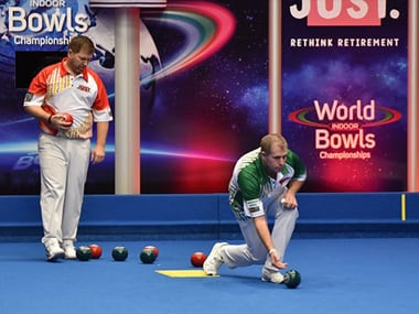 21st January | World Bowls Midweek Break