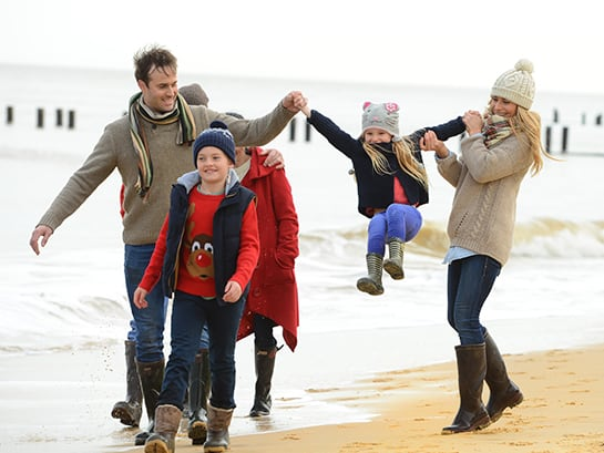 Four Night Half Term Family Midweek Break