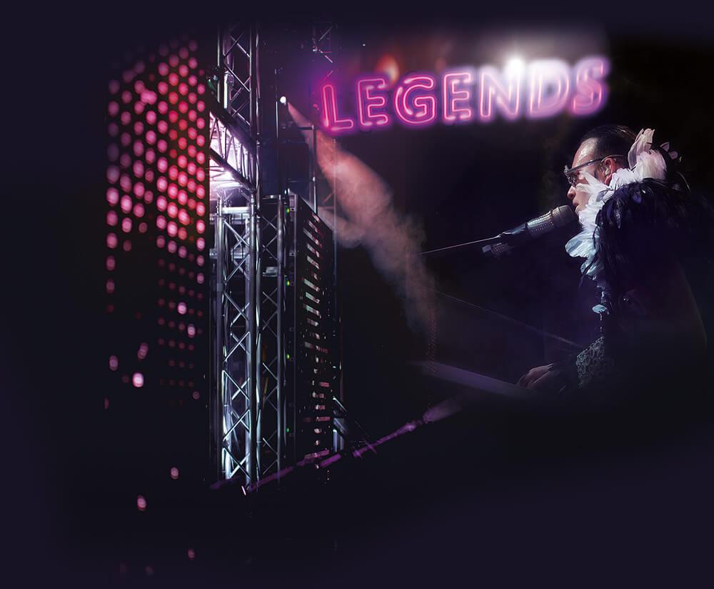 Legends - Potters Theatre Company