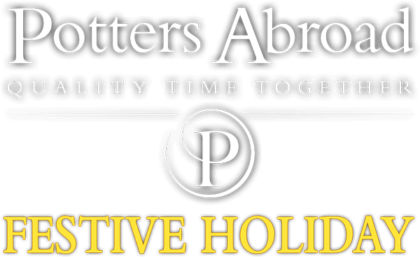 Potters Abroad Festive Holiday