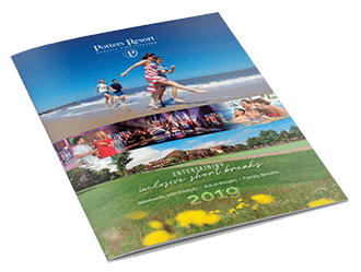 Potters Resort Brochure 2018