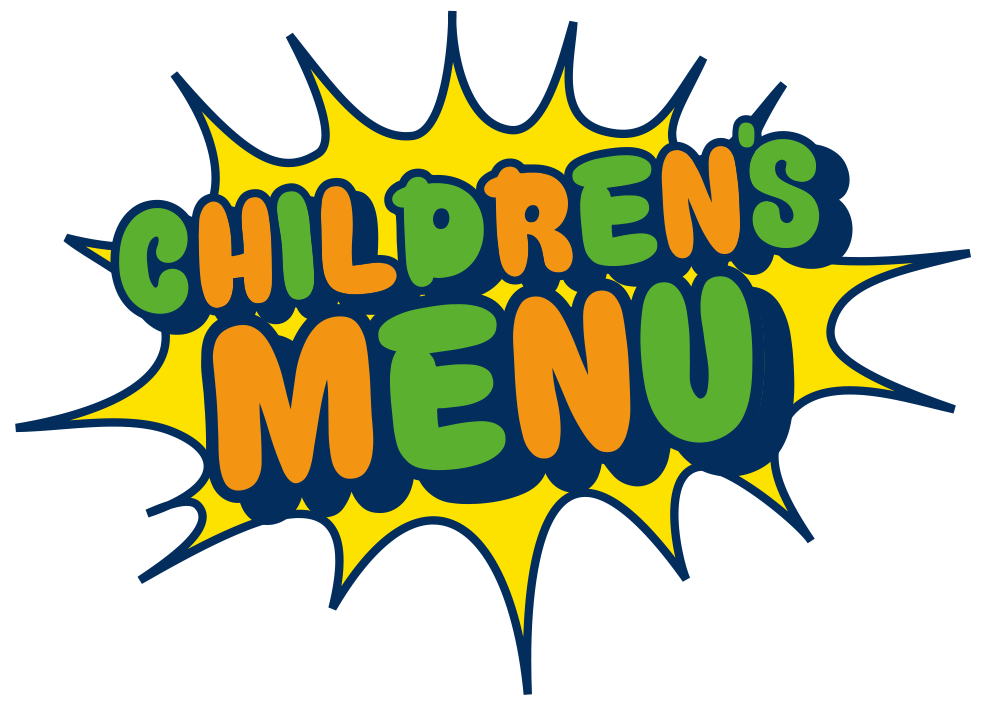 Potters Resort Children's Menu
