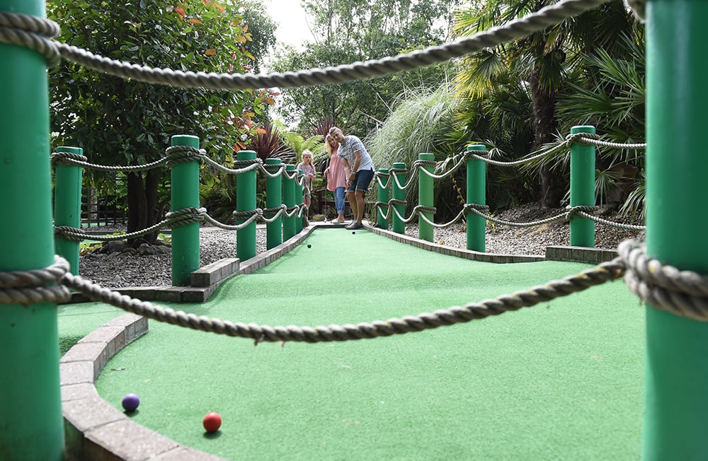 Adventure Golf at Potters Resort