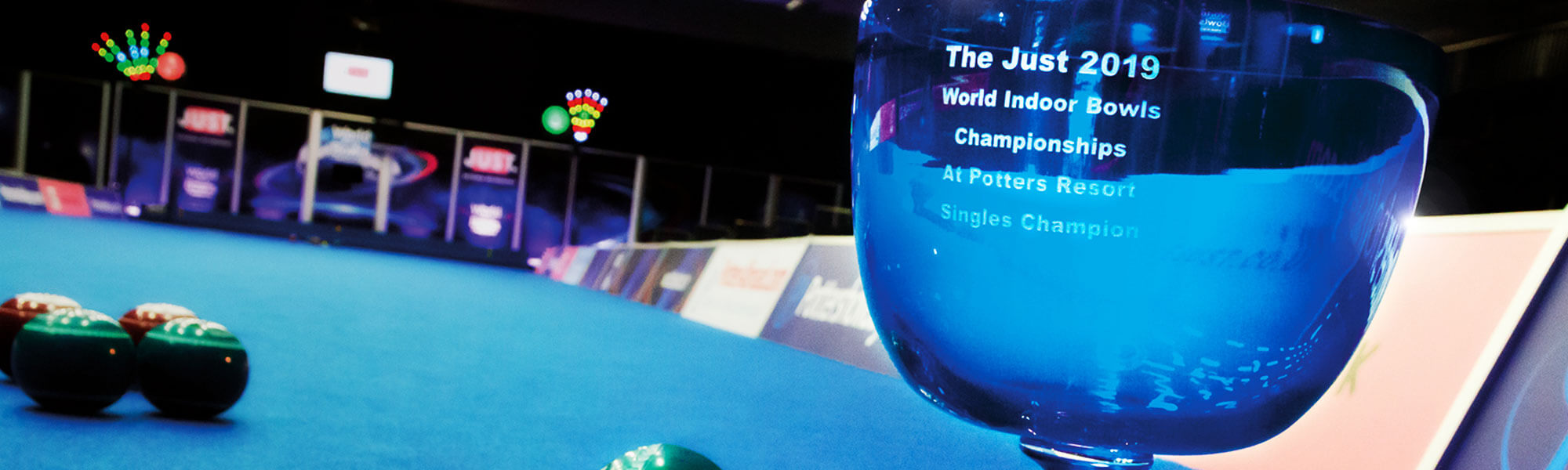 Just 2019 World Indoor Bowls Championships