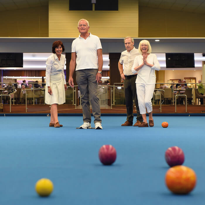 Bowls at Potters Resort