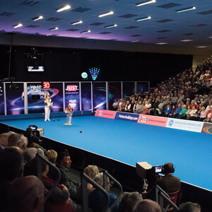 About the World Bowls Championship at Potters Resort